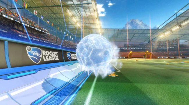Rocket League Rumble Modu Geliyor