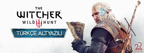 The Witcher 3 Türkçe