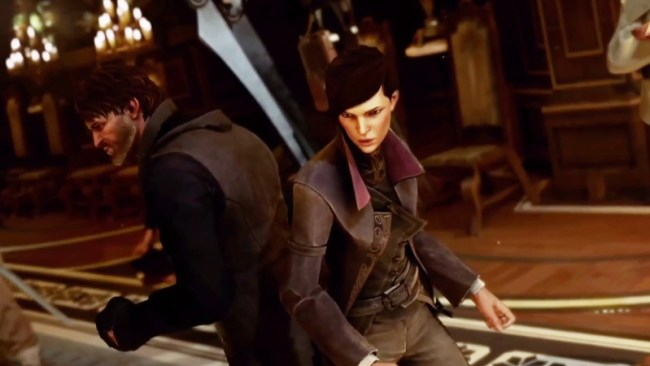 Dishonored 2 Videosu