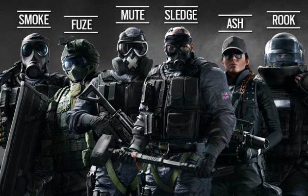 Rainbow Six Siege PC Starter Edition