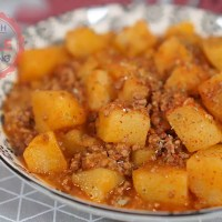 Ground Beef Potato Stew