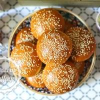 Tangzhong Pogaca Recipe