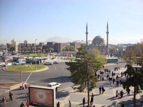 Kayseri Photos City In Turkey Turkish Travel Blog