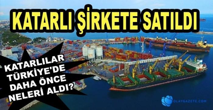 Global Investment Holding'in bir yan kuruluşu olan Global Ports Holding, Antalya Limanı'nı işletme hakkını 140 milyon dolara Katar'dan QTerminals WLL'ye satmayı kabul etti.