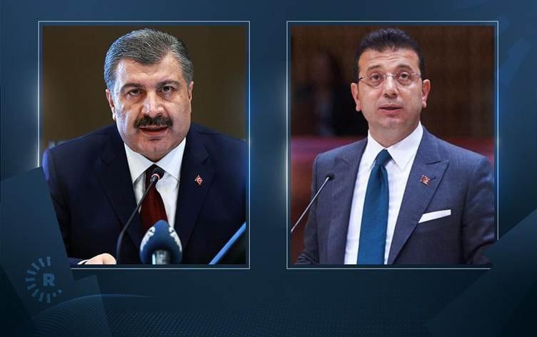 İmamoğlu: Bugün İstanbul'da ölenlerin sayısı 164!