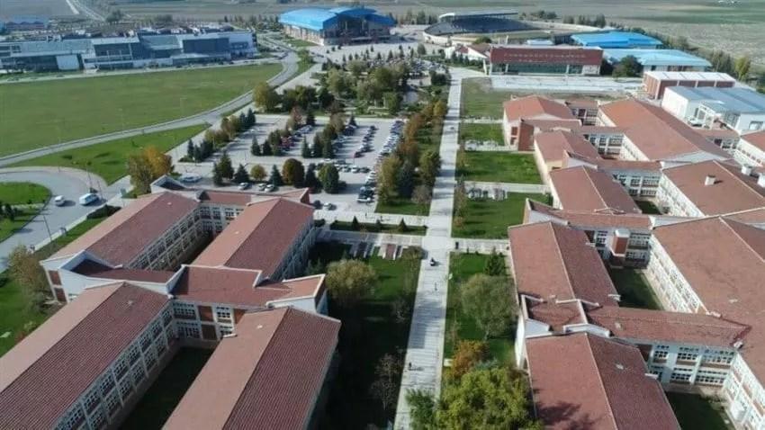 جامعة اسكي شهير التقنية