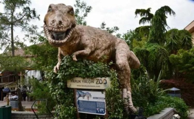 حديقة حيوانات فاروق يالتشن والنباتات الطبيعية