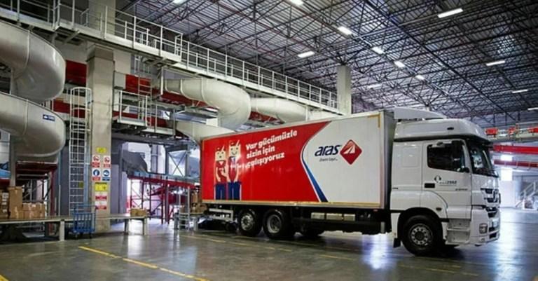 شركة اراس للشحن التركية  تعرَّف على التفاصيل الخاصة بها
