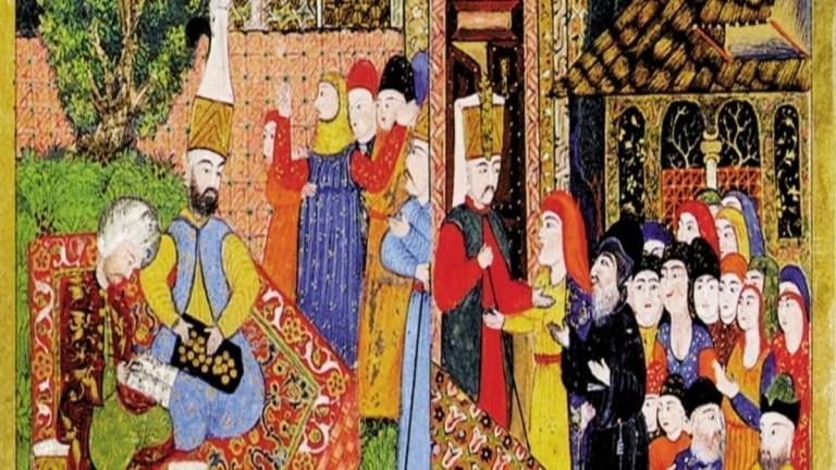 Ein vollständiger Bericht über die  Enderun Osmanische Schule