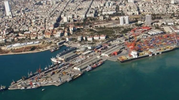 ميناء مرسين