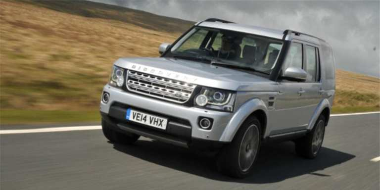 Land Rover cars prices in Turkey