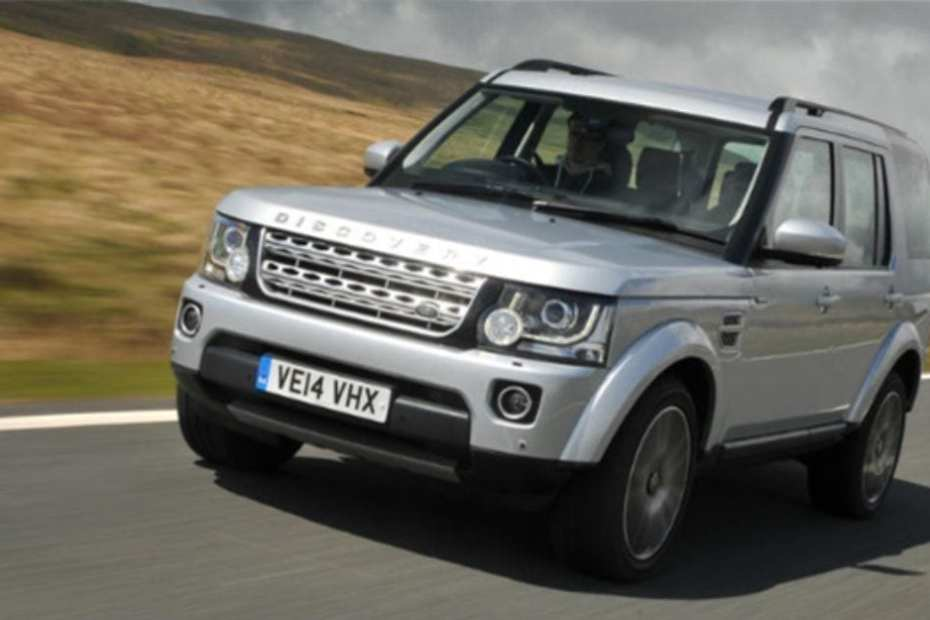 Land Rover cars in Turkey