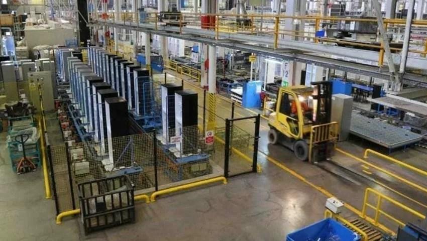 صناعة الآلات والمعدات في اسكي شهير