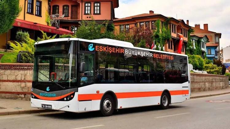 Autobuze Eskisehir