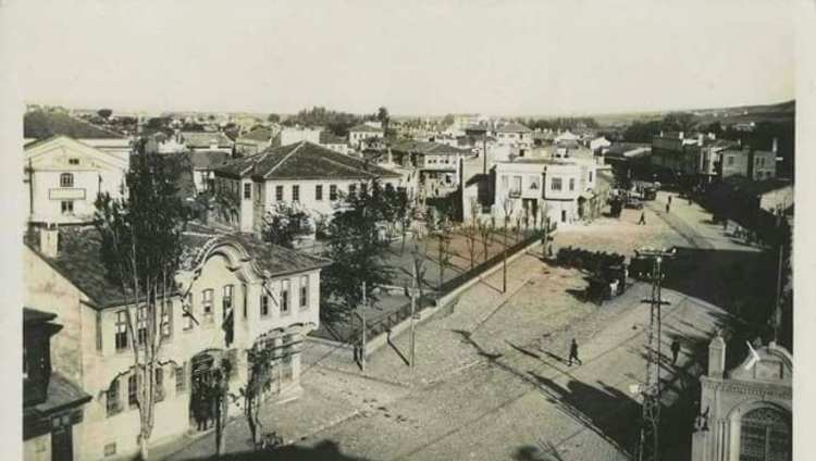 old photo of Eskisehir