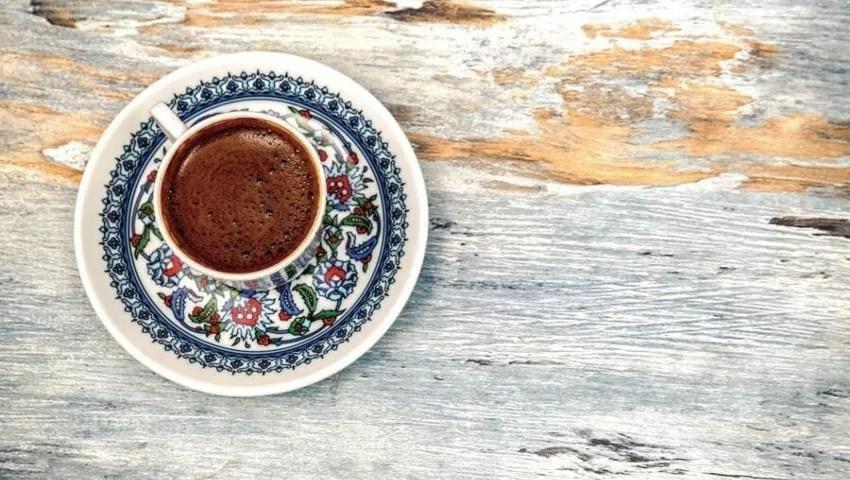 La storia del caffè turco