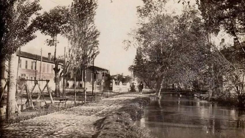تاريخ مدينة اسكي شهير