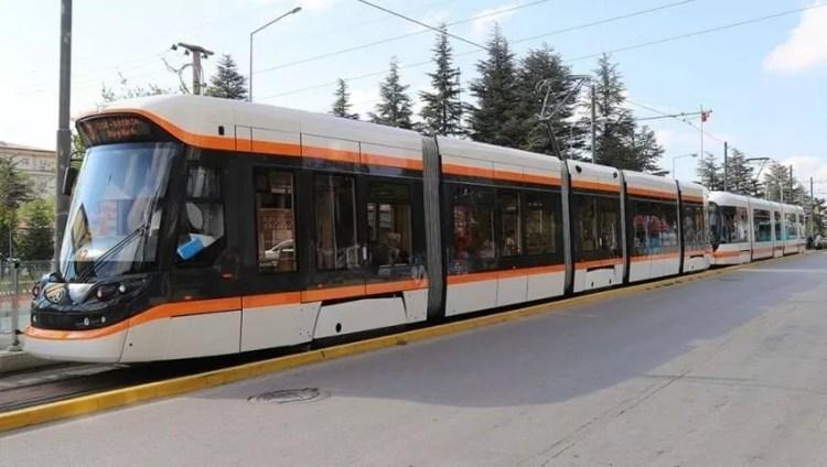Tramvaiul intern Eskișehir