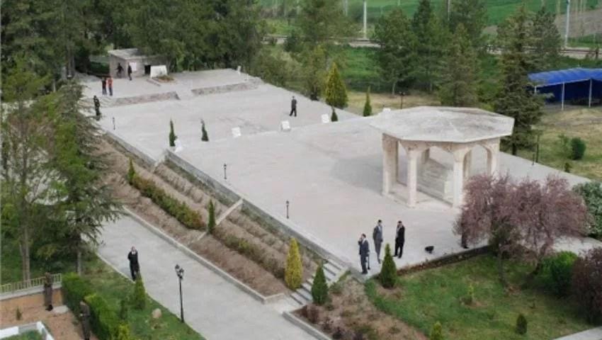 قبر اسكي شهير 1