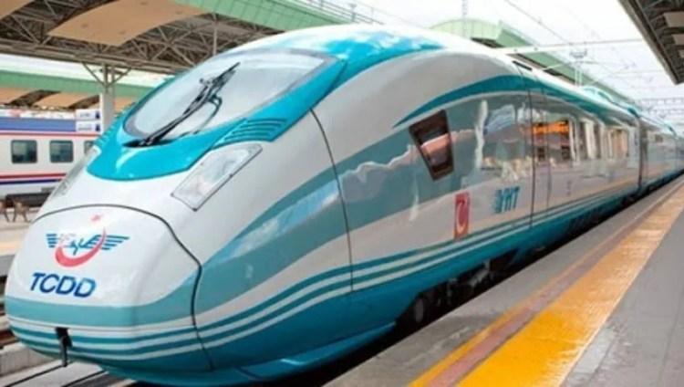 Trenul Eskisehir