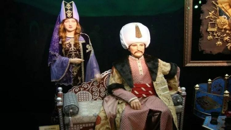 Wachsmuseum Eskişehir Türkei