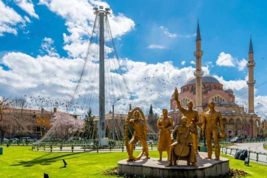 مدينة اسكي شهير التركية (1)