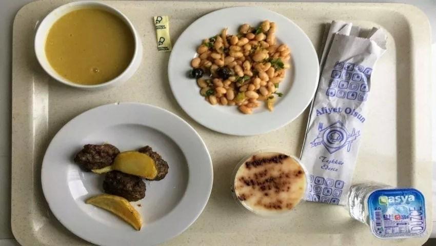 مطعم جامعة اسكي شهير عثمان غازي