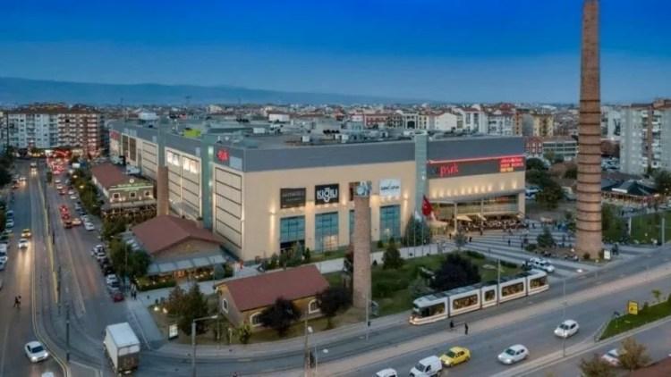 Торговый центр Эспарк