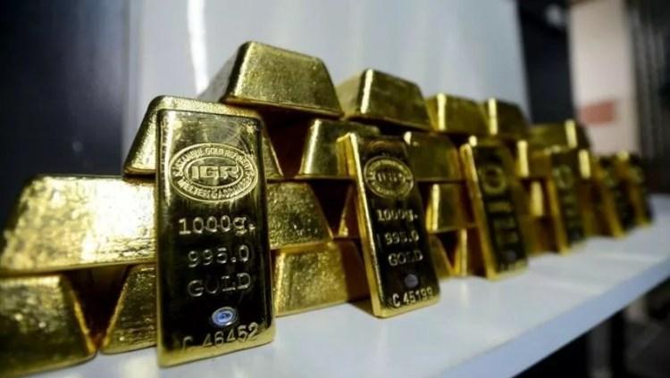 Ouro do banco Kuveyt Turk