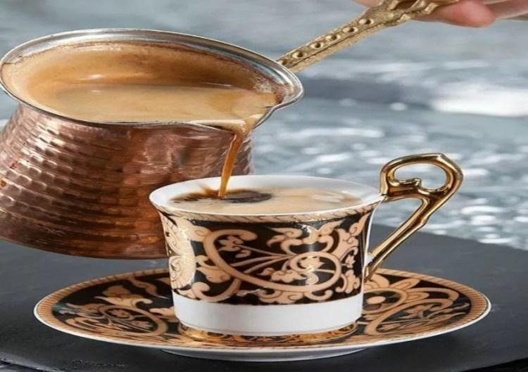 cezve ibrik cafetera turca