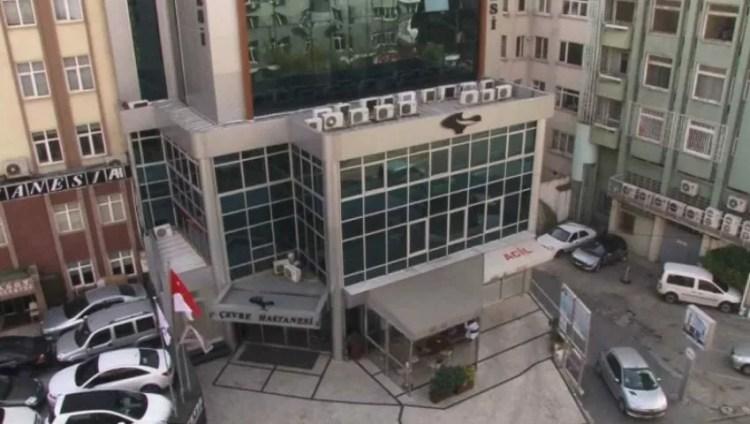Cevre hospital İstanbul волосы