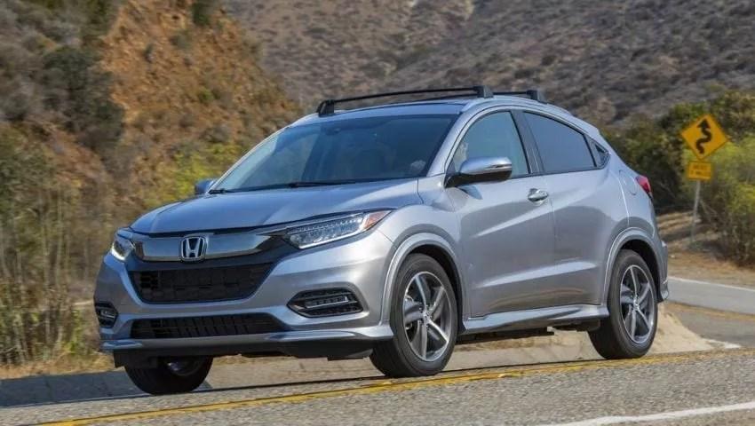Honda Türkei HR-V