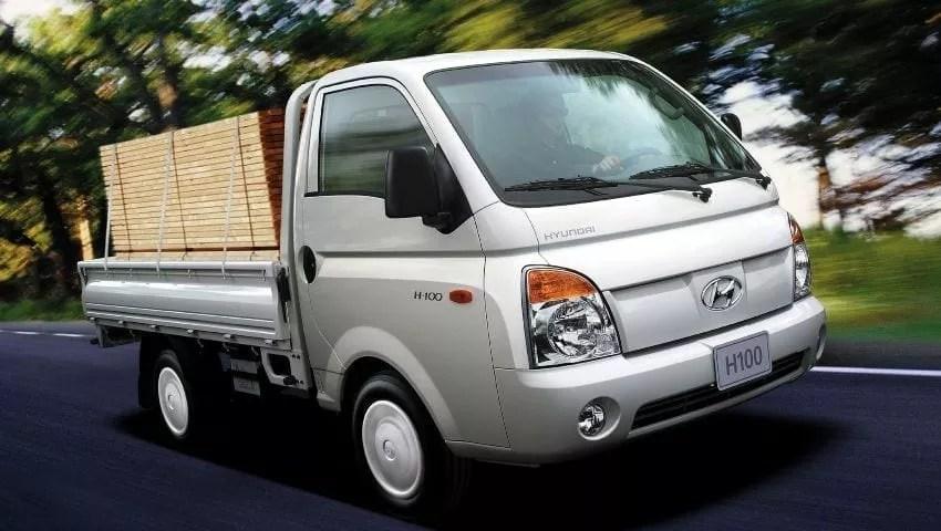 Hyundai H-100 Pickup Türkei