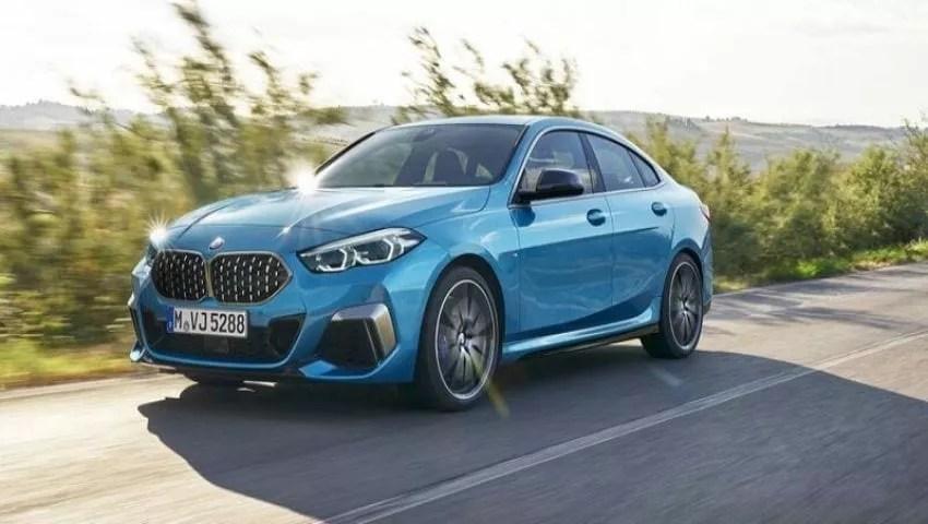 BMW Autos in der Türkei