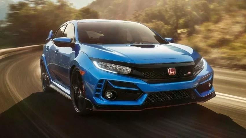 Honda Civic Type-R Preis in der Türkei