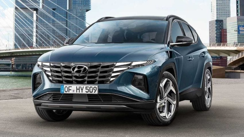 Hyundai Tucson Türkei 2020