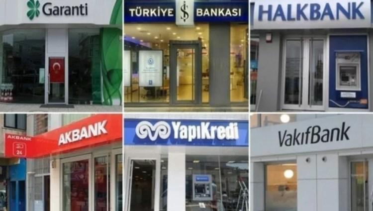 البنوك في تركيا