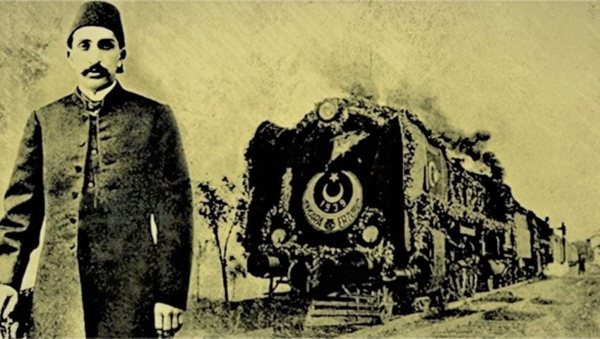 Sultan Abdul Hamid Hijaz Railway