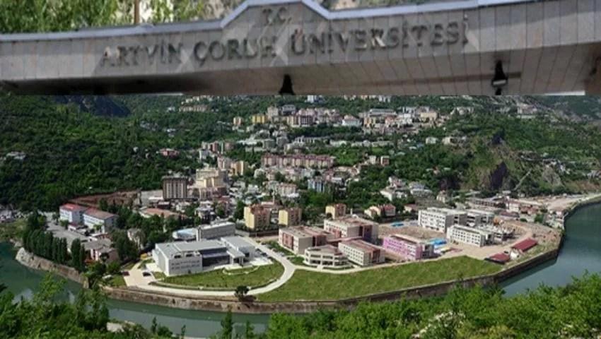 Artvin Coruh Universiteit