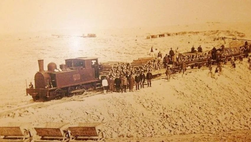 Calea ferată Hicaz