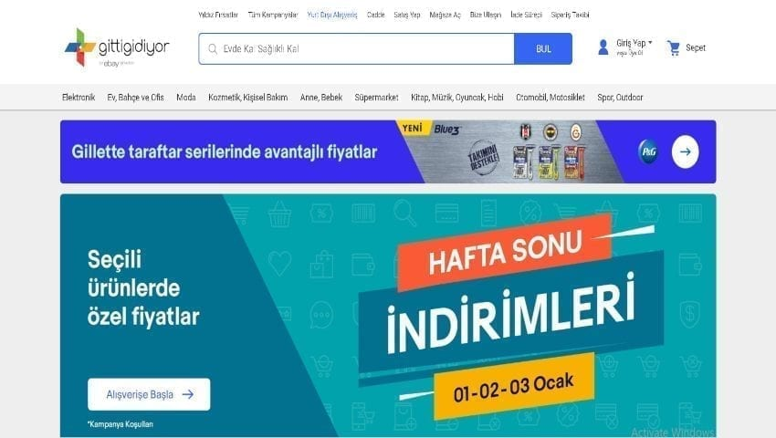 ebay Truthahn Website gittigidiyor Wiki ebay Truthahn Website