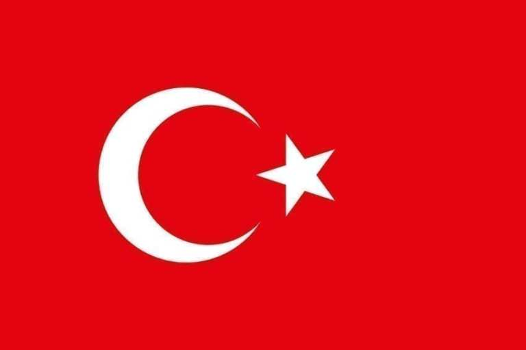 Drapelul Turciei