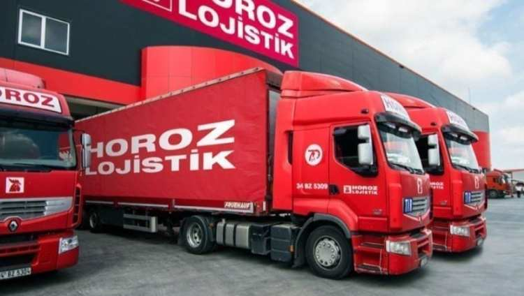 The best shipping company from Turkey is Horus Logistics