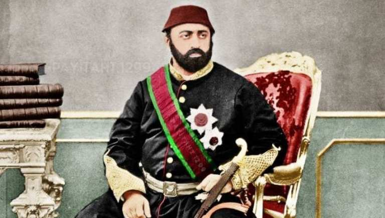 Султан Абдулазиз
