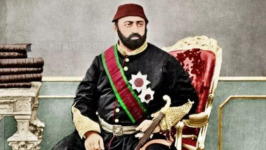 السلطان عبد العزيز
