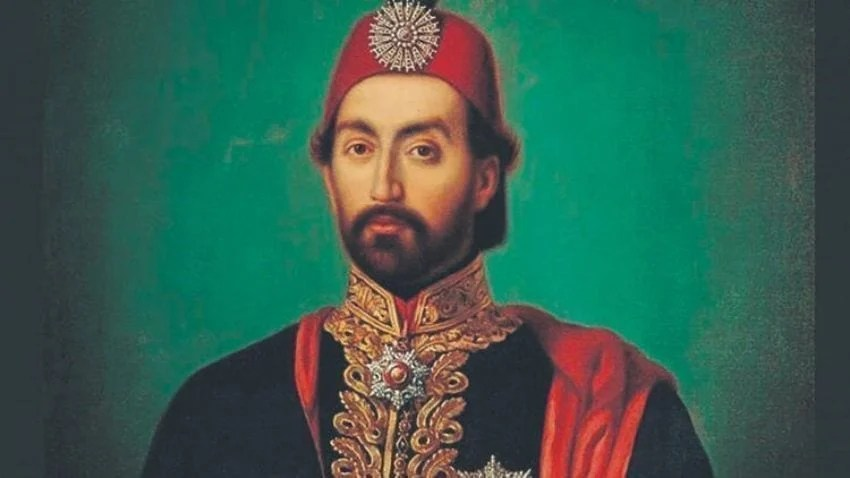 السلطان عبد المجيد الأول العثماني 1