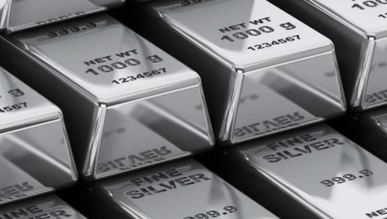 Türkiyədə gümüşün qiyməti canlı