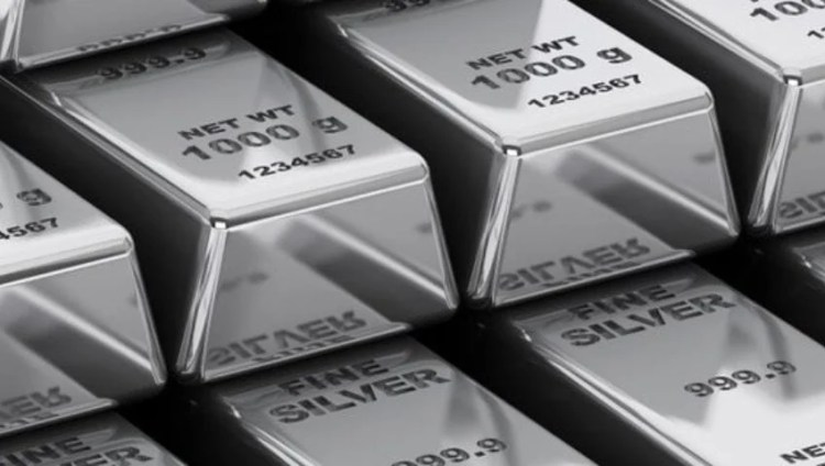 The price of silver in Turkey