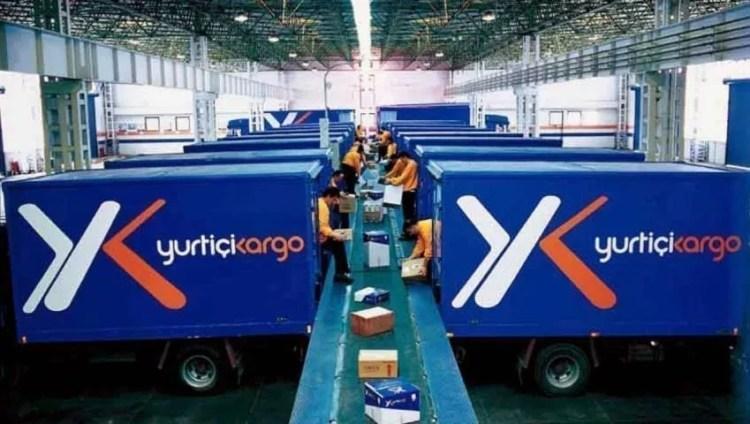 شركات الشحن في تركيا يورت إيتشي كارجو 1