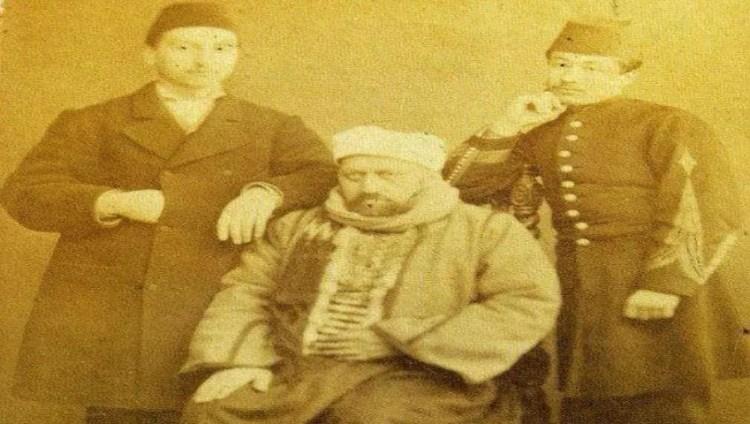 Isolierung von Sultan Abdul Aziz I. dem Osmanen